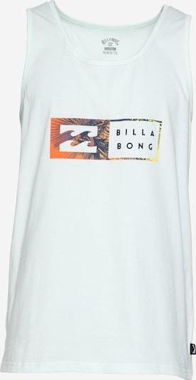 BILLABONG Funkční tričko - azurová / koňaková, Produkt