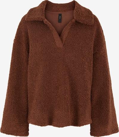 Y.A.S Pullover 'Temma' in braun, Produktansicht