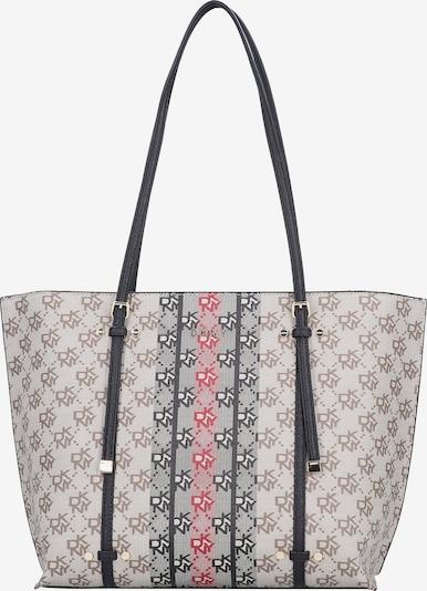 khaki / pasztellzöld / piros / fekete DKNY Shopper táska 'Bo', Termék nézet