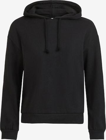 VILA Sweatshirt 'RUSTIE' in Black