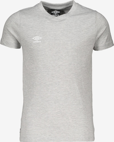 UMBRO T-Shirt in graumeliert, Produktansicht