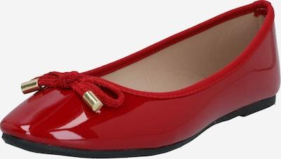 Dorothy Perkins Ballerina in rot, Produktansicht