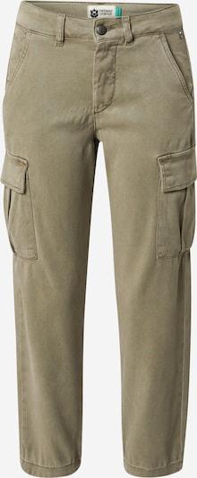Pantaloni cargo 'Christia' FREEMAN T. PORTER di colore verde, Visualizzazione prodotti