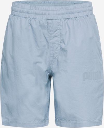 PUMA Spodnie sportowe w kolorze jasnoniebieskim, Podgląd produktu