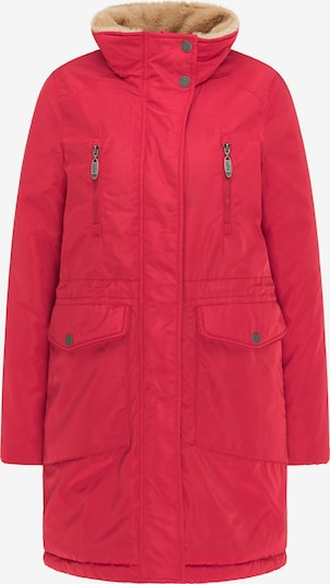 usha BLUE LABEL Winter parka in Raspberry, Item view