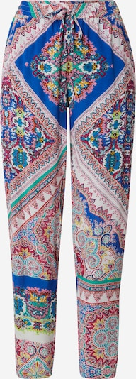 Derhy Trousers in Blue / Yellow / Jade / Pink / White, Item view