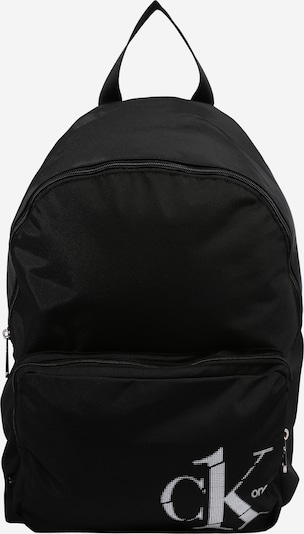 Calvin Klein Plecak 'CAMPUS' w kolorze czarny / białym, Podgląd produktu