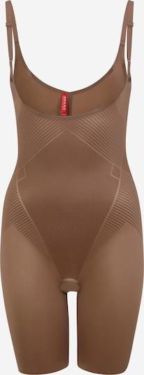SPANX Body modelant en marron, Vue avec produit