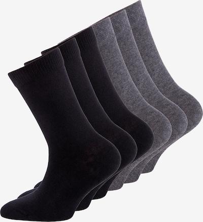 EWERS Skarpety w kolorze szary / czarnym, Podgląd produktu
