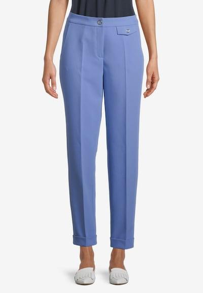 Betty Barclay Businesshose mit Bügelfalte in himmelblau, Modelansicht