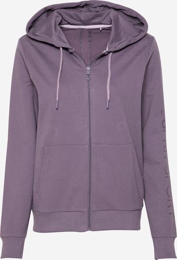 ESPRIT SPORT Veste de survêtement en violet clair, Vue avec produit