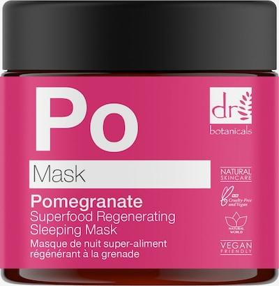 Dr Botanicals Maske 'Pomegranate Superfood Regenerating Sleeping' in weiß, Produktansicht