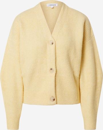 EDITED Kampsun 'Susan', värv kollane
