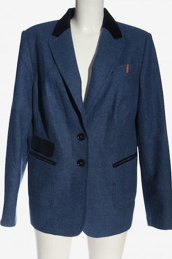 Yorn Kurz-Blazer in XXL in blau, Produktansicht