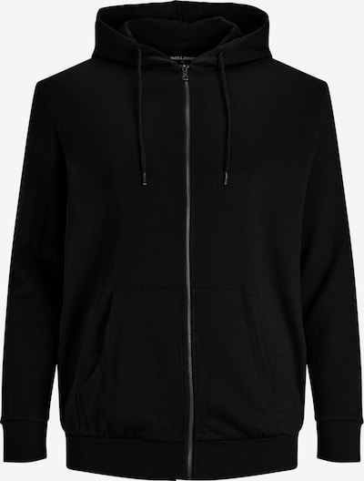 Jack & Jones Plus Sweat jacket in black, Item view