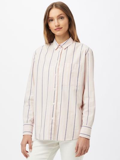 Bluză s.Oliver pe albastru / roz deschis, Vizualizare model