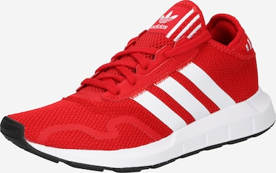 ADIDAS ORIGINALS Sneaker 'Swift Run X' in rot / weiß, Produktansicht