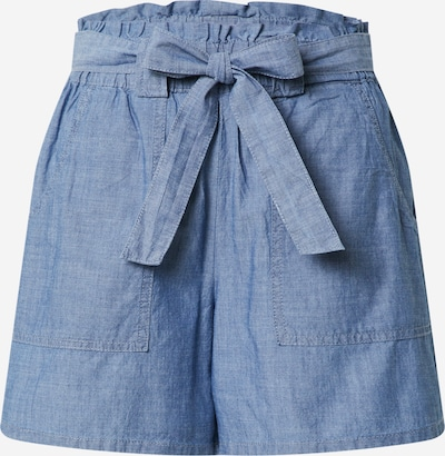 Pantaloni cutați 'AKELA' VERO MODA pe albastru, Vizualizare produs
