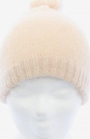 Filippa K Hat & Cap in XS-XL in Beige