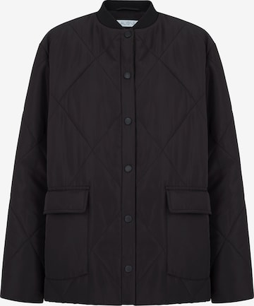 Aligne Jacke in Schwarz