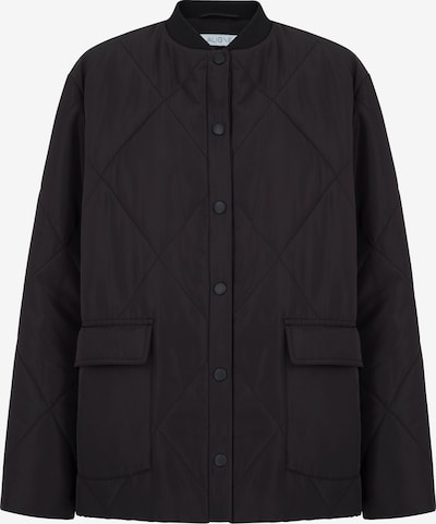 Aligne Between-Season Jacket in Black, Item view