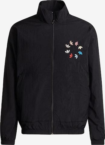 ADIDAS ORIGINALS - Jacke en negro