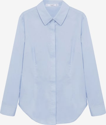 MANGO Bluse 'Sofia' in Blau