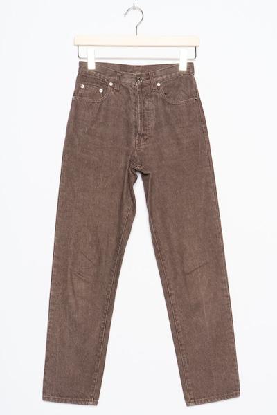 UNITED COLORS OF BENETTON Jeans in 26/28 in braunmeliert, Produktansicht
