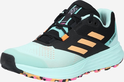 ADIDAS PERFORMANCE Lave sko 'TERREX TWO FLOW' i mint / abrikos / sort, Produktvisning