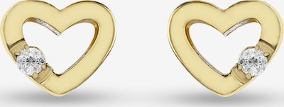 FAVS Ohrstecker in gold, Produktansicht