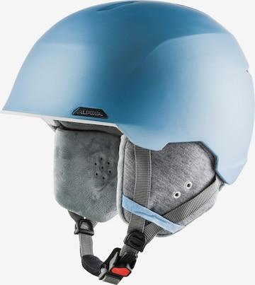 Alpina Helmet 'Albona' in Blue
