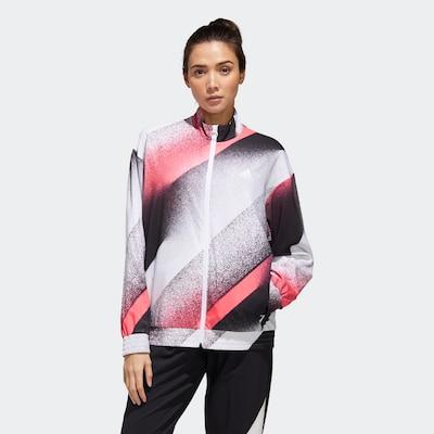 ADIDAS PERFORMANCE Sportjas in de kleur Gemengde kleuren: Vooraanzicht