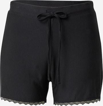 ESPRIT Pidžaamapüksid, värv must