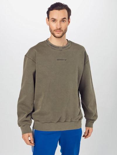 ADIDAS ORIGINALS Majica   oliva barva, Prikaz modela