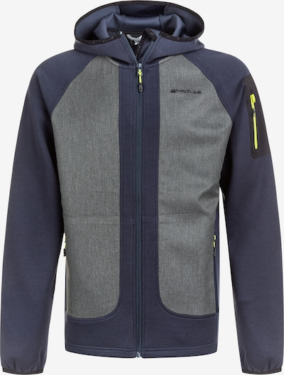 Whistler Outdoorjacke JORDAN FLEECE JACKET mit praktischer Kapuze in blau, Produktansicht