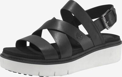 TIMBERLAND Sandale in schwarz, Produktansicht
