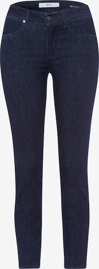 BRAX Jean 'Ana S' en bleu foncé, Vue avec produit