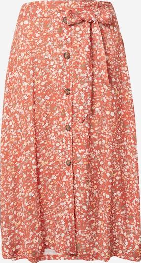 ABOUT YOU Spódnica 'Isabella' w kolorze zielony / pomarańczowy / białym, Podgląd produktu