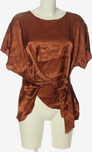 Phase Eight Kurzarm-Bluse in XL in braun, Produktansicht