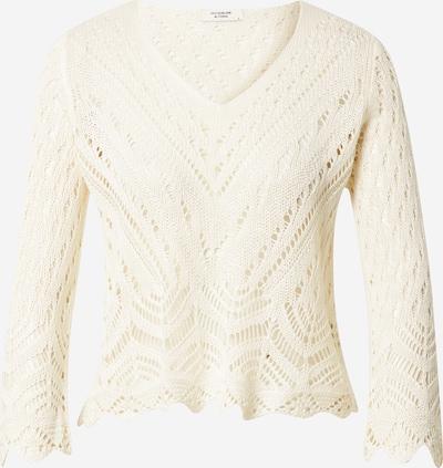 JACQUELINE de YONG Pullover in wollweiß, Produktansicht