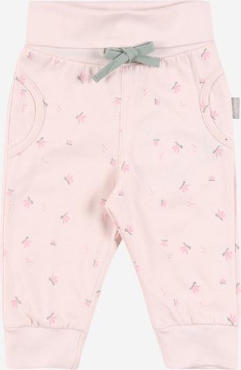SIGIKID Pantalon en gris argenté / rose / rose clair, Vue avec produit