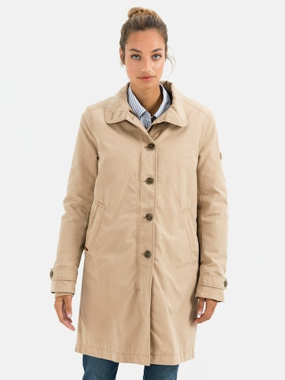 CAMEL ACTIVE Between-Seasons Coat in Beige, View model