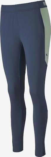 PUMA Sportbroek 'FtblNxt' in de kleur Blauw / Mintgroen, Productweergave