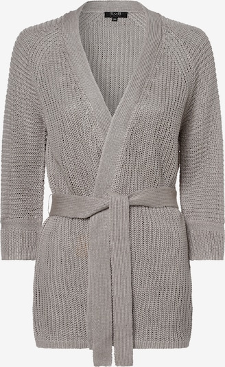 SvB Exquisit Strickjacke in grau, Produktansicht