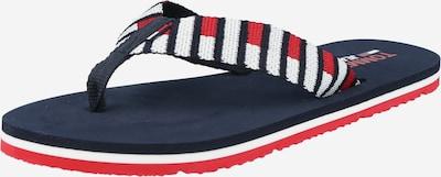 Tommy Jeans Varbavaheplätu meresinine / punane / valge, Tootevaade