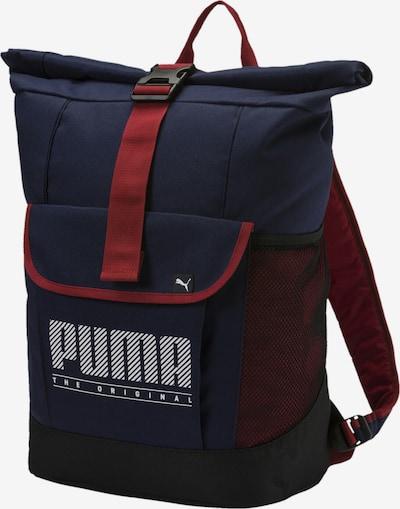 PUMA Sole Backpack Plus in blau, Produktansicht