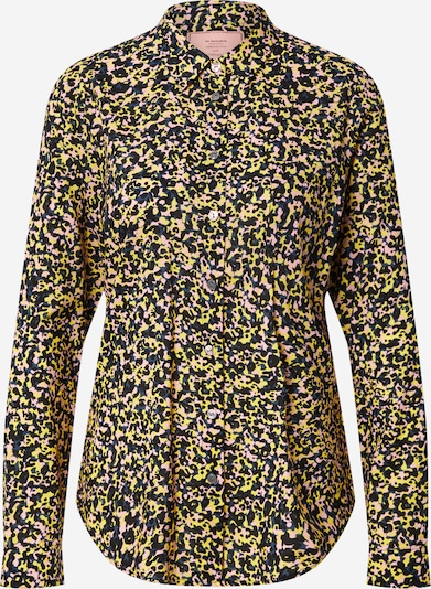 SCOTCH & SODA Blouse in Blue / Lime / Rose / Black, Item view