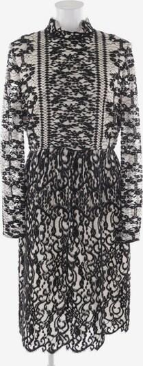 Erdem Kleid in XL in creme / schwarz, Produktansicht