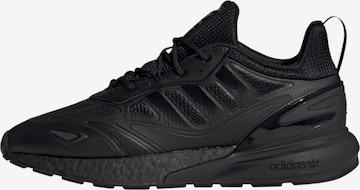 ADIDAS ORIGINALS Sneakers laag 'ZX 2K BOOST 2.0' in Zwart