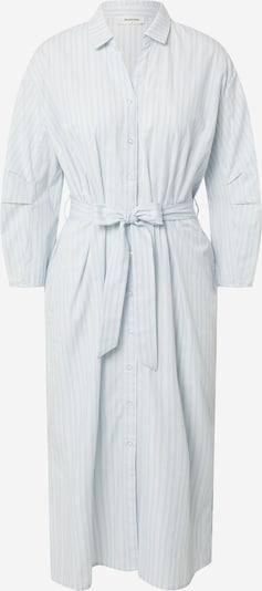 modström Skjortklänning 'Jasleen' i ljusblå / vit, Produktvy